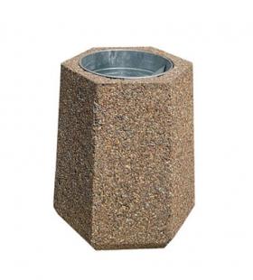 Kosz betonowy LOREN 40