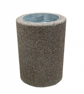 Kosz betonowy RUBIN 40