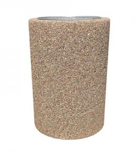 Kosz betonowy RUBIN 70