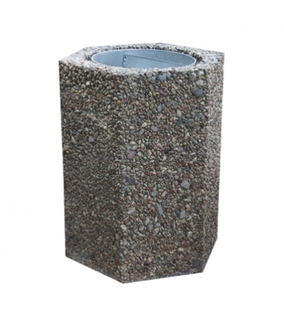 Kosz betonowy LOTTI 40