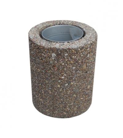 Kosz betonowy OPTIMO 40
