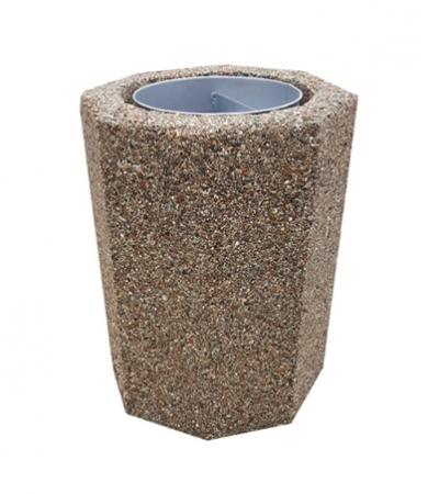 Kosz betonowy VERONA 40